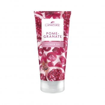 LaNature Shower Gel Pomegranate 200 ml