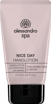 alessandro spa Nice Day Handlotion 75ml
