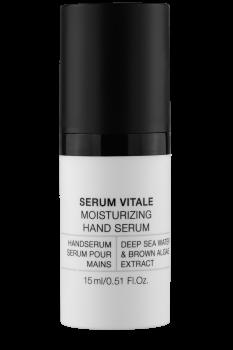 Serum Vitale - Feuchtigkeitsspendendes Handserum zum Schutz und für glatte Haut 15ml