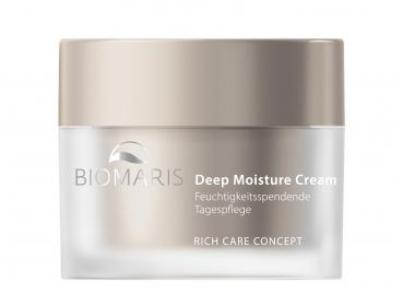 BIOMARIS Deep Moisture Cream ohne Parfum
