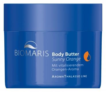 BIOMARIS Body Butter Sunny Orange 200 ml