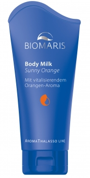 BIOMARIS Body Milk Sunny Orange 200 ml