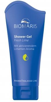BIOMARIS Shower Gel Fresh Lime 200 ml