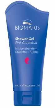 BIOMARIS Shower Gel Pink Grapefruit 200 ml