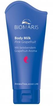 BIOMARIS Body Milk Pink Grapefruit 200 ml