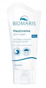 BIOMARIS Hautcreme Klassik pocket ohne Parfum