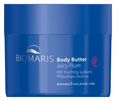 BIOMARIS Body Butter Juicy Plum 200 ml