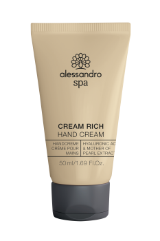 alessandro spa Cream Rich Handcream 50ml