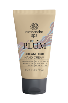 alessandro spa Cream Rich Icey Plum 50 ml